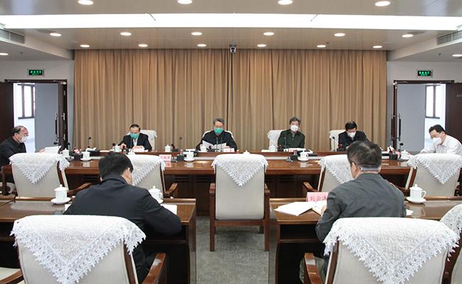 国家煤矿安监局党组会议研究部署完善煤矿安全法治体制机制
